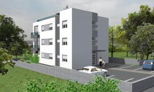 Apartmanska zgrada u Turnju SI