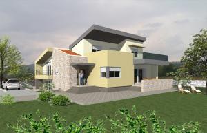 Obiteljska kuća Tinj 3D 03