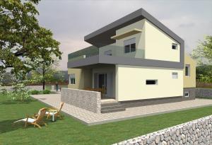Obiteljska kuća Tinj 3D 05